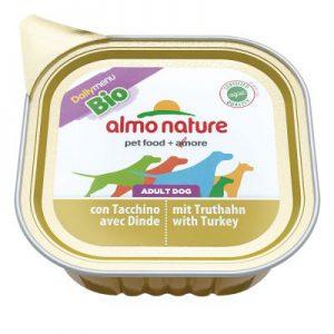 Almo-Nature-Bio-Paté-6-x-100-g-Kurczak-z-warzywami