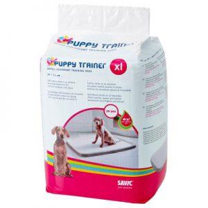 Puppy-Trainer-Pads-wkładki-do-kuwety-i-transportera-M-50-sztuk